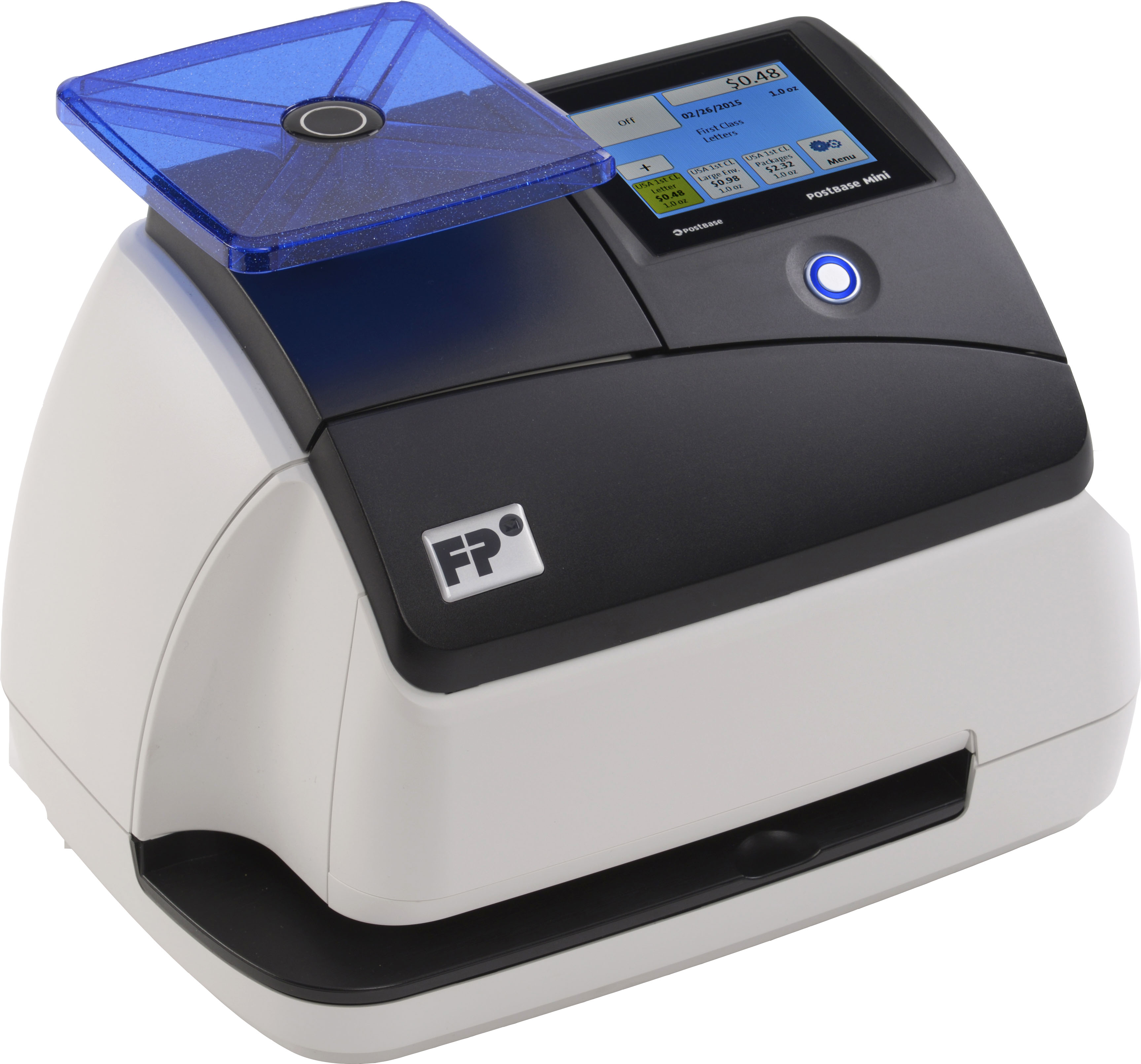 Postbase Mini Postage Meter Key Business Solutions